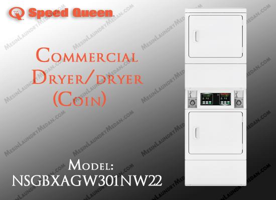 Stack Dryer/Dryer (COIN)