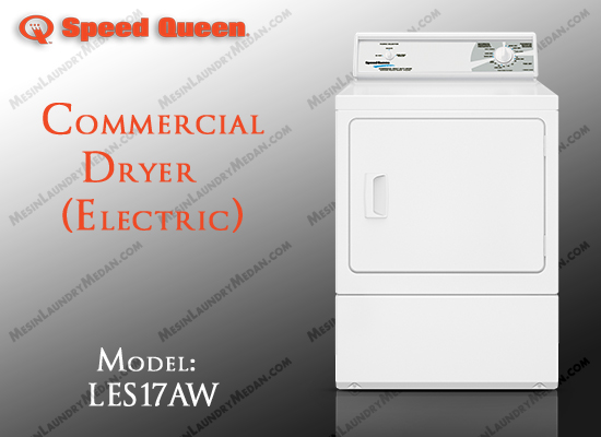 Dryer Electric Speedqueen Kap 10,5 Kg LES
