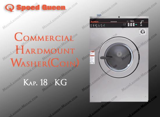 Washer Hardmount Kap.18 Kg